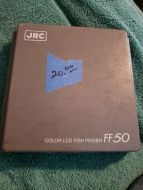 JRC Sun cover for FF 50 (used)