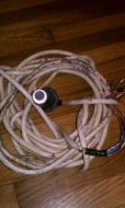 Northstar radar signal cable for jrc version/ no scanner end connectors used