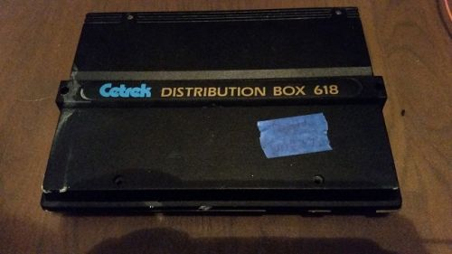 Cetrek used 930-618 processor box