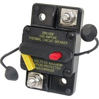 Blue Sea Systems 285 Series 60 Amp Thermal Circuit Breaker 7184