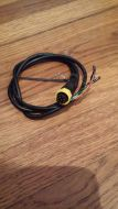 Navman 8-pin,yellow connector nmea cable used