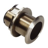 Airmar B60-12-8S 12-Degree Tilted Element Bronze Thru-Hull Transducer JRC 8-Pin