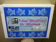 P-SEA WIND PLOT for Windows VERS.7.29 ,USB KEY win 10,8, ect...