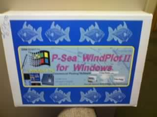 P-SEA WIND PLOT for Windows VERS.7.29 ,USB KEY win 10,8, ect...