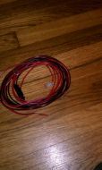 Icom VHF power cable 6 pin molex type