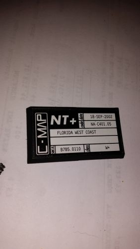 C-Map C Card NT+,NA-C401.05,Florida West Coast,Used