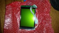 Furuno rdp-116 ,1621mk2 lcd display assembly used,GEB-2295v-0 s/DG052y
