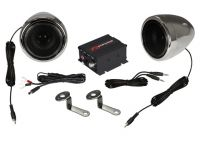 Renegade RXA100B Powersports Sound System - Set of 2 Speakers for cycle